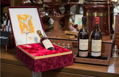 François Peyrot Limited Edition Cognac Embassy